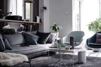 豪华型140平米四室四厅北欧风格客厅设计图