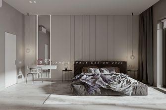 20万以上140平米四室两厅北欧风格卧室图片