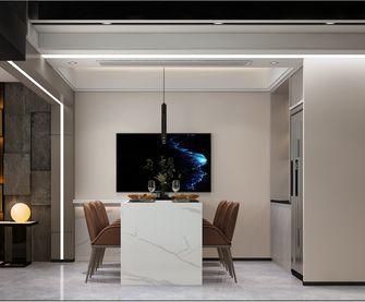10-15万120平米四现代简约风格餐厅装修效果图