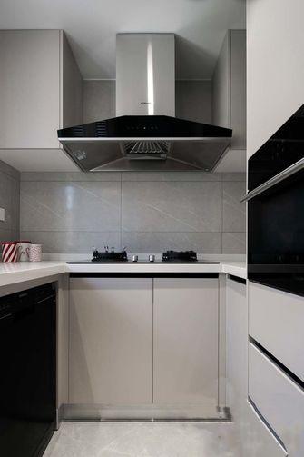 5-10万80平米现代简约风格厨房效果图