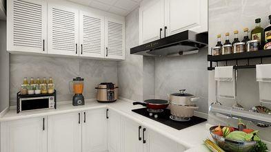 富裕型130平米复式美式风格厨房装修案例