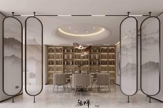 20万以上140平米复式中式风格餐厅效果图