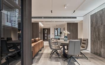 15-20万四室两厅现代简约风格餐厅欣赏图