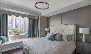 富裕型130平米四混搭风格卧室效果图