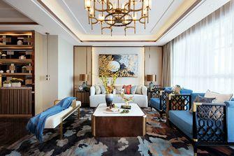 豪华型140平米四中式风格客厅设计图