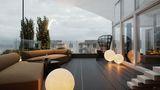 豪华型140平米复式欧式风格阳台装修图片大全