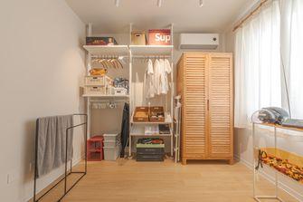 10-15万100平米三室两厅日式风格衣帽间图片大全