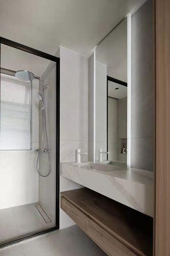 富裕型120平米四室两厅现代简约风格卫生间欣赏图