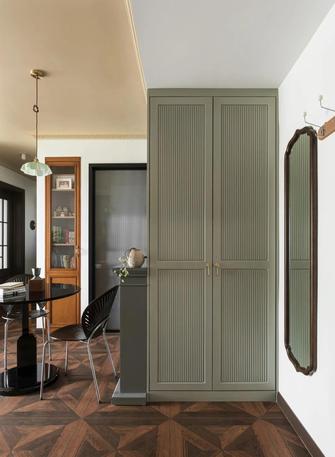 豪华型50平米公寓法式风格玄关装修案例