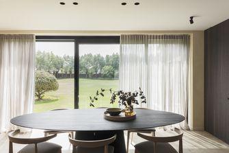 140平米田园风格餐厅装修案例