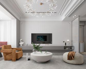 富裕型140平米四室两厅法式风格客厅效果图