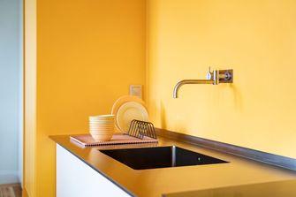豪华型60平米公寓美式风格厨房图片大全