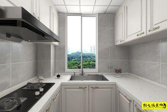 10-15万110平米三室两厅中式风格厨房欣赏图