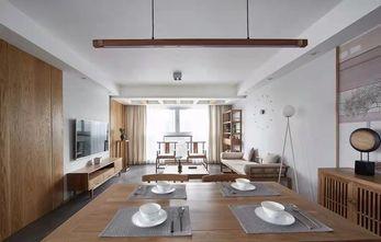 5-10万80平米北欧风格客厅图