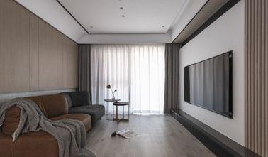 10-15万100平米三室一厅轻奢风格客厅装修案例