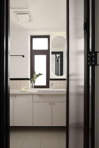20万以上130平米三室两厅法式风格卫生间装修案例