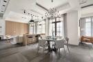 富裕型140平米四室四厅欧式风格餐厅装修案例
