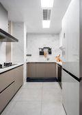 5-10万80平米北欧风格厨房效果图