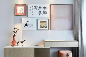 富裕型120平米四室一厅轻奢风格书房效果图