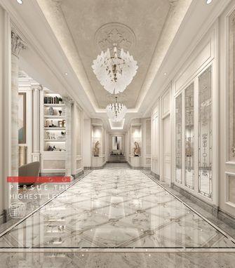 豪华型140平米别墅新古典风格走廊装修案例