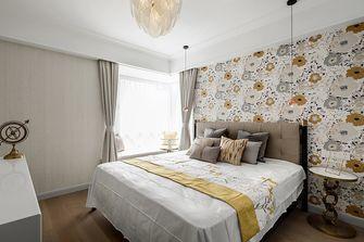豪华型140平米三美式风格卧室装修案例