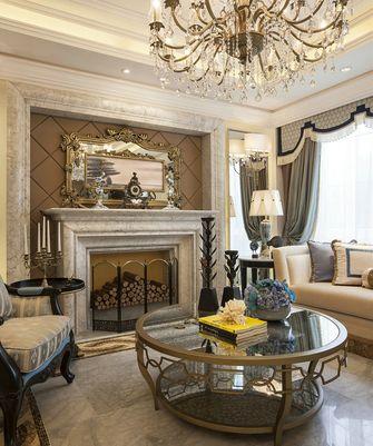 20万以上140平米法式风格客厅装修图片大全