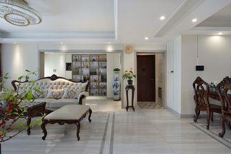 豪华型130平米三室两厅中式风格客厅装修效果图