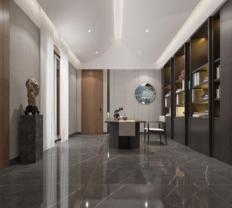 140平米别墅新古典风格书房设计图