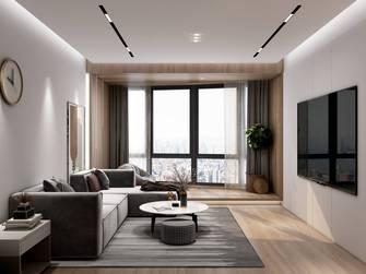 20万以上140平米三室两厅日式风格客厅图片