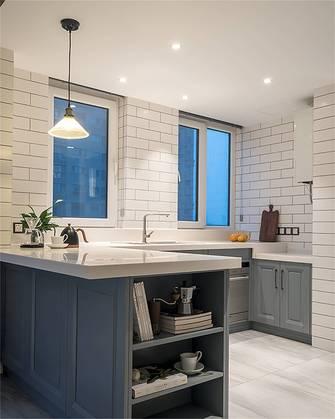 豪华型140平米四室两厅混搭风格厨房欣赏图
