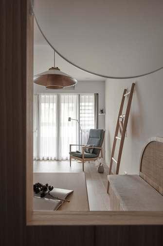 经济型日式风格客厅效果图