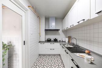 10-15万60平米公寓混搭风格厨房欣赏图