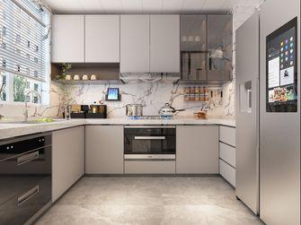 豪华型120平米三现代简约风格厨房效果图
