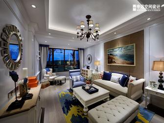 豪华型140平米地中海风格客厅装修效果图