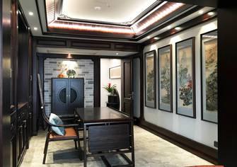 20万以上140平米中式风格书房效果图