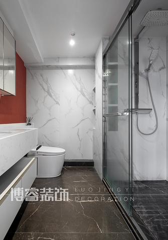 20万以上140平米四室两厅轻奢风格卫生间设计图