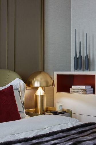 20万以上140平米三室三厅轻奢风格卧室图片