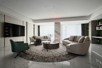 富裕型130平米三英伦风格客厅装修效果图