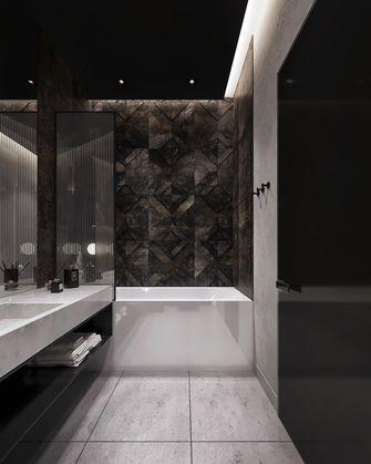 经济型80平米一居室工业风风格卫生间装修图片大全