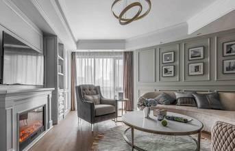 美式风格客厅欣赏图