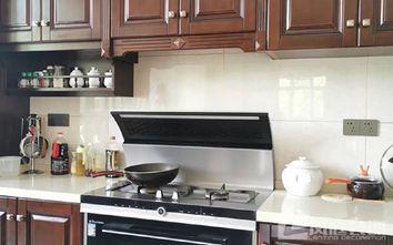 15-20万100平米三室一厅中式风格厨房图