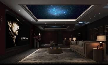 20万以上140平米别墅美式风格影音室欣赏图