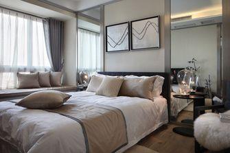 经济型110平米三室一厅港式风格客厅装修案例
