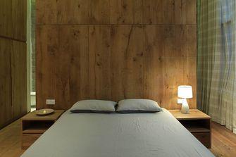 10-15万100平米三田园风格卧室装修图片大全