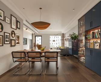 富裕型120平米三现代简约风格餐厅图片