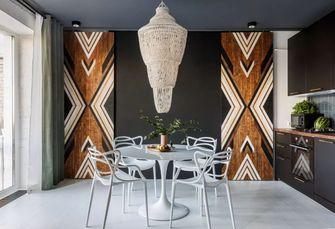 经济型40平米小户型轻奢风格餐厅设计图