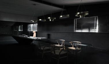 140平米工业风风格客厅设计图