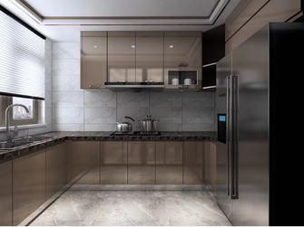 豪华型140平米四港式风格厨房图片