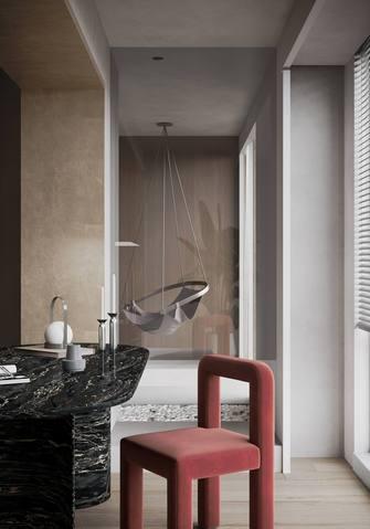 经济型130平米三室两厅混搭风格餐厅效果图