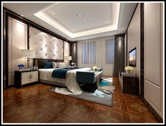 140平米四轻奢风格卧室图片
